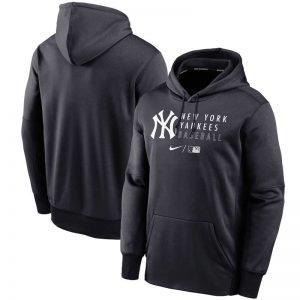 yankees 2021 official team hoodie