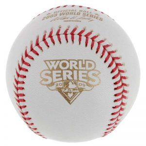 replica baseball 2009 World Series New York Yankees