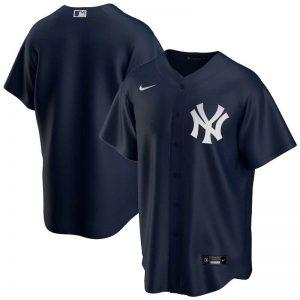 yankees alternate team jersey nike navy blue