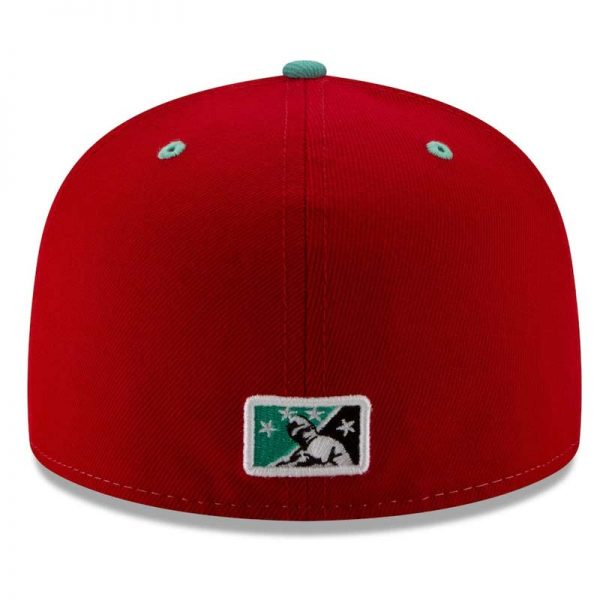 yankees minor league gear hudson valley renegades cap rear view